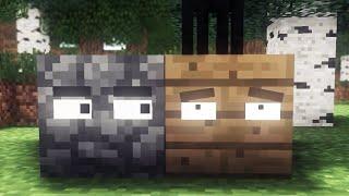 - All Minecraft Life Pig, Creeper, Skeleton, Iron Golem Block Animations