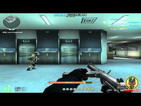 Chinese CrossFire - Shopping Mall TD w/ M1A1 Carbine!