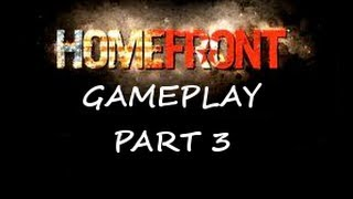 Homefront (PS3) Gameplay Part3