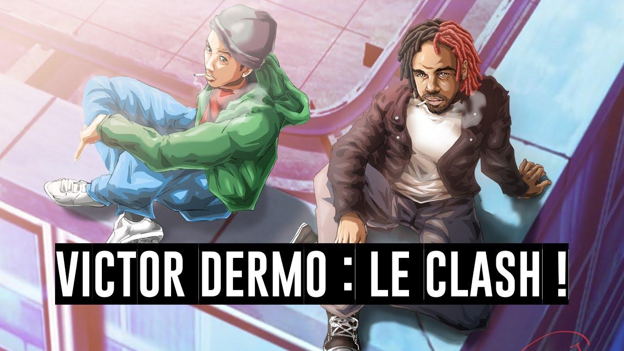 [Vlog] Victor Dermo, le mangaka de Diamond Little Boy