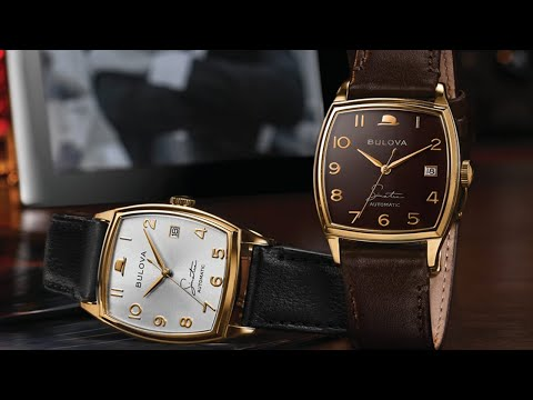 Frank Sinatra's love of watches, presented by Bulova