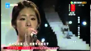 CHAMPION of 中国好声音冠军 The Voice of China 2014 - 张碧晨 Zhang Bi Chen 串烧 Compilation