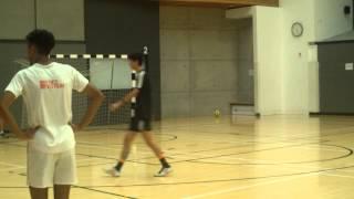 SSC FOOTBALL TOURNAMENT 決賽 聖士提