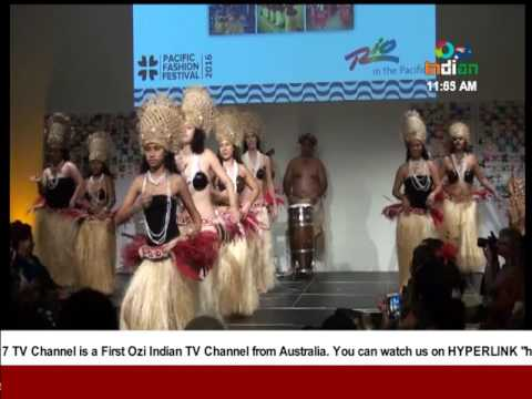 Couple Fashion Show (Pacific fashion festival 2016 in Brisbane Australia)