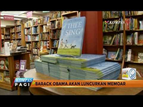 Rencana Mantan Presiden AS Barack Obama Luncurkan Memoar Mp3