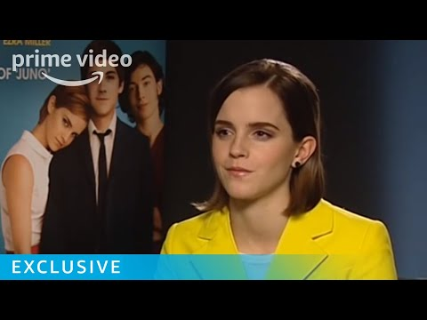 Emma Watson - The Perks of Being a Wallflower interview | Amazon Prime Video