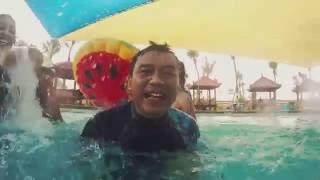 ANANG & ASHYANTI @HAWAI WATERPARK MALANG