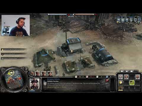 Company of heroes 2 - Online Gameplay - SORTEO KEY - gtx 1070
