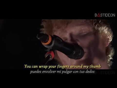 Ed Sheeran - Small Bump (Sub Español + Lyrics)