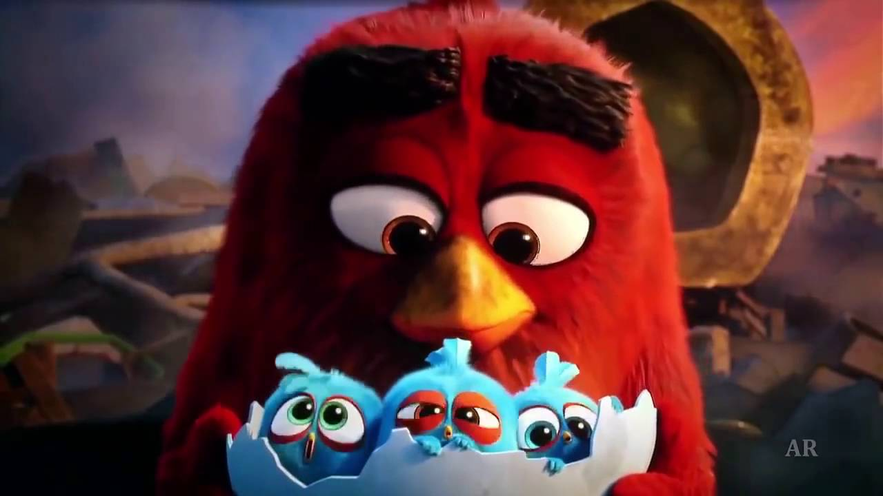 angry birds movie the blues baby screech youtube