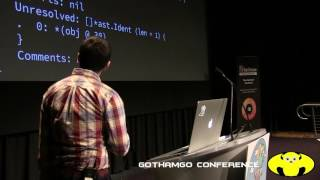 GothamGo 2016 - How to write your own Go tool? by Fatih Arslan