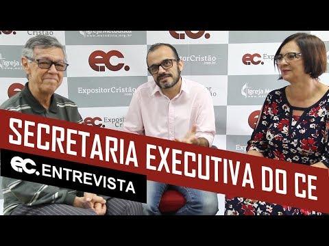 Entrevista - Bispo Stanley Moraes e Revda. Giselma Matos