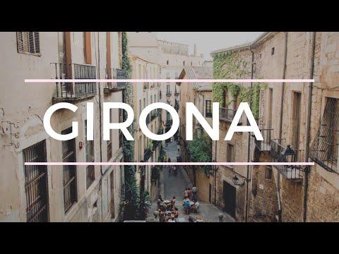 Day Trip in GIRONA Catalonia, Spain - HD Travel Video