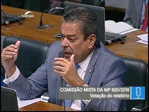 Venezuelanos - TV Senado ao vivo - MP 820 - 16/05/2018