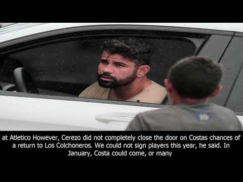 Diego costa: chelsea star not guaranteed atletico move despite diego simeone deal