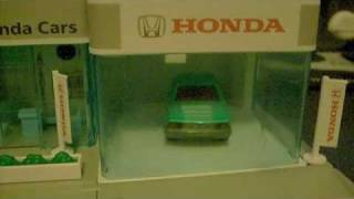 Tomica Town Honda Toy Dealership