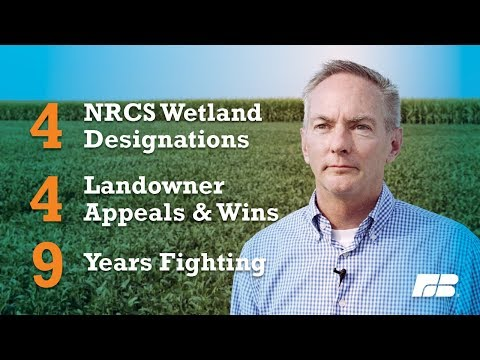 This Farmer Stands His Ground Against USDA Mistreatment