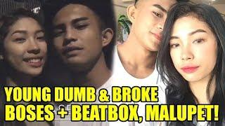 Magandang Boses ni Ate + Malupet na Beatbox ni Kuya!