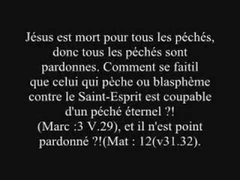 Fabuleux Questions pour chretien evangelique - YouTube SX26