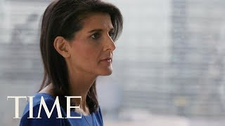 Nikki Haley On The Challenges She Faced Before Becoming First Female Indian-American Governor | TIME