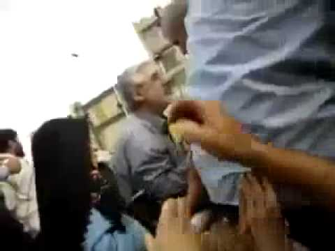 Tehran, Iran June 15 2009 - Mir-Hossein Mousavi & Z ...