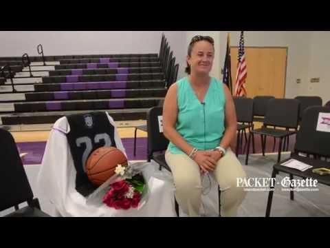 River Ridge Academy remembers Grace Sulak during 8th grade promotion ceremony