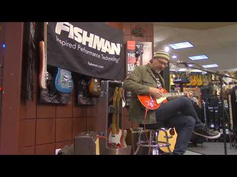 GREG KOCH FISHMAN Pickup Guitar Clinic Instrumental Music Thousand Oaks 11/28/2017