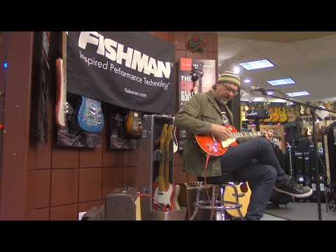 GREG KOCH FISHMAN Pickup Guitar Clinic Instrumental Music Thousand Oaks 11/28/2017