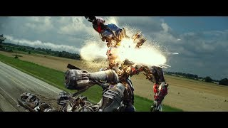 TRANSFORMERS: AGE OF EXTINCTION -- Official Payoff Trailer (HD) - Australia