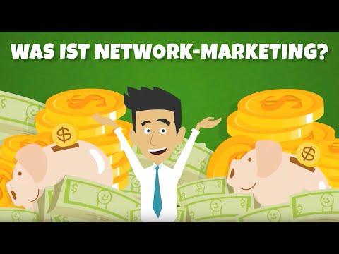 Was ist Network-Marketing (MLM) und wie funktioniert das überhaupt? (einfache Erklärung)