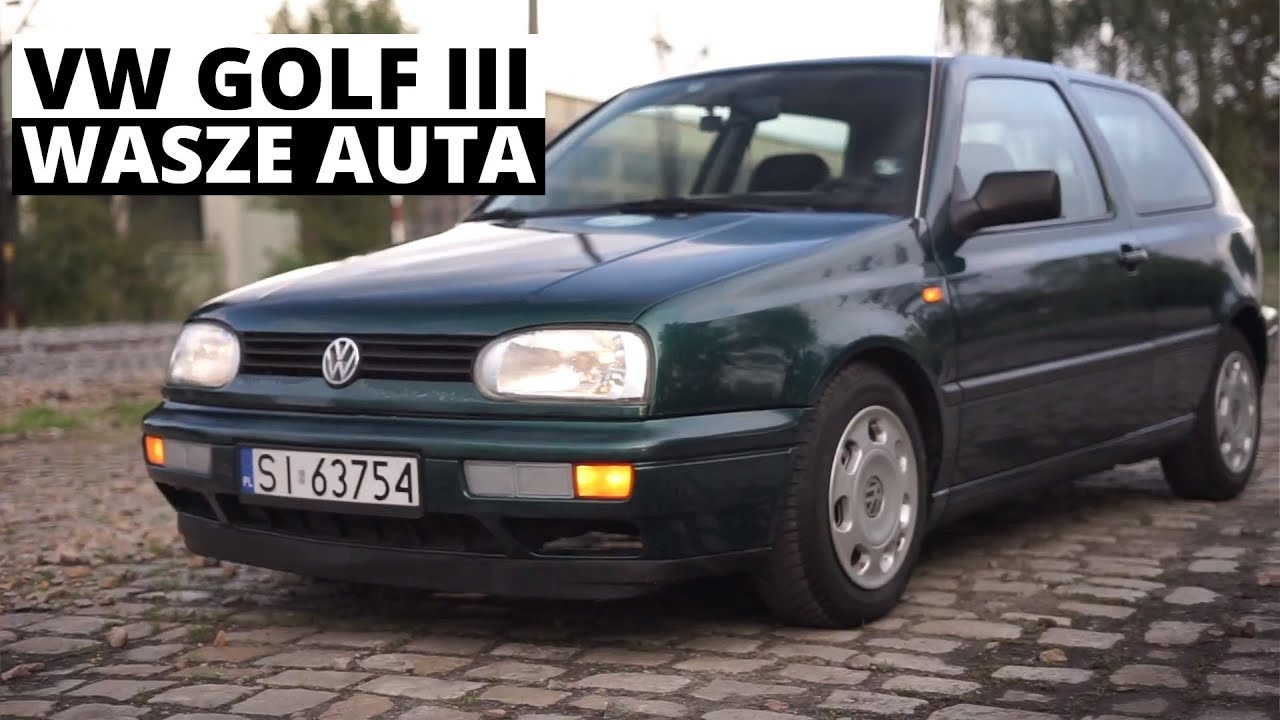 vw golf iii 1 8 wasze auta test 61 tomek youtube. Black Bedroom Furniture Sets. Home Design Ideas