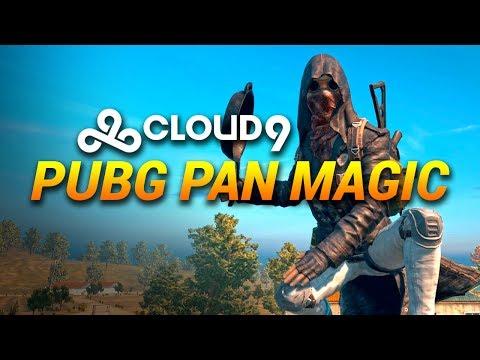 Pan Magic - A Cloud9 PUBG Story