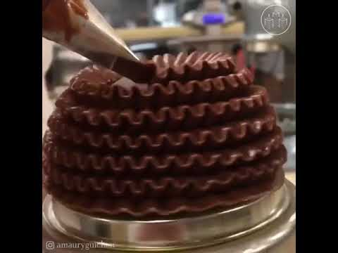 Mesmerizing and Creative Chocolate Pastries