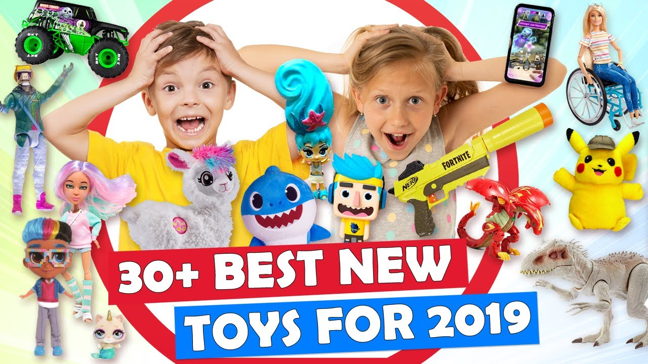 Best Toys For 2019 Youtube