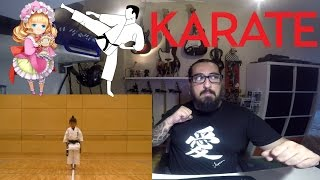 7 Year Old Girl Karate Master | Incredible Kankudai Demo REACTION