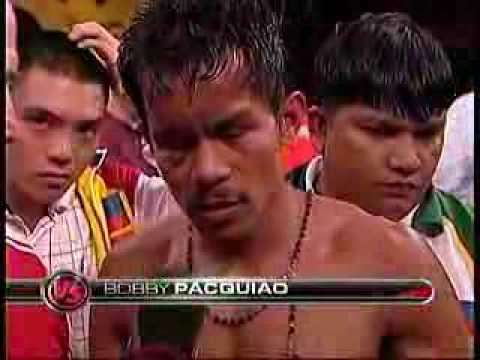 Bobby Pacquiao Brother Manny is not a BLOW BLOW