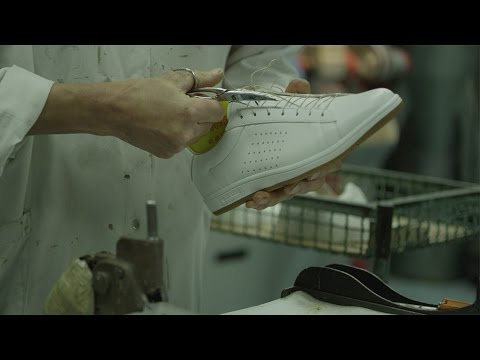 Highsnobiety TV: A Closer Look at Le Coq Sportif's Made in France Program