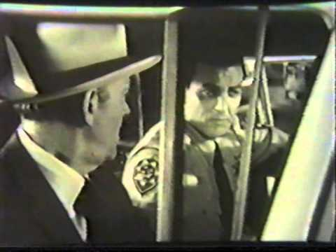 Roadblock, 1958 CHP TV Pilot with Mike Connors & John McIntire
