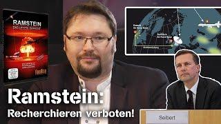 Ramstein: Recherchieren verboten! Norbert Fleischer im NuoViso Talk