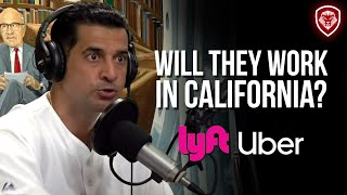 California Causing Uber & Lyft Bankruptcy