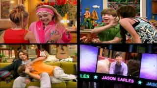 Disney's Hannah Montana (Forever) - ALL Opening Credits from Season 1 to 4 (HD)