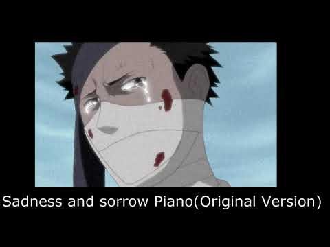 Toshiro Masuda - Sadness and Sorrow - Piano (ORIGINAL VERSION)
