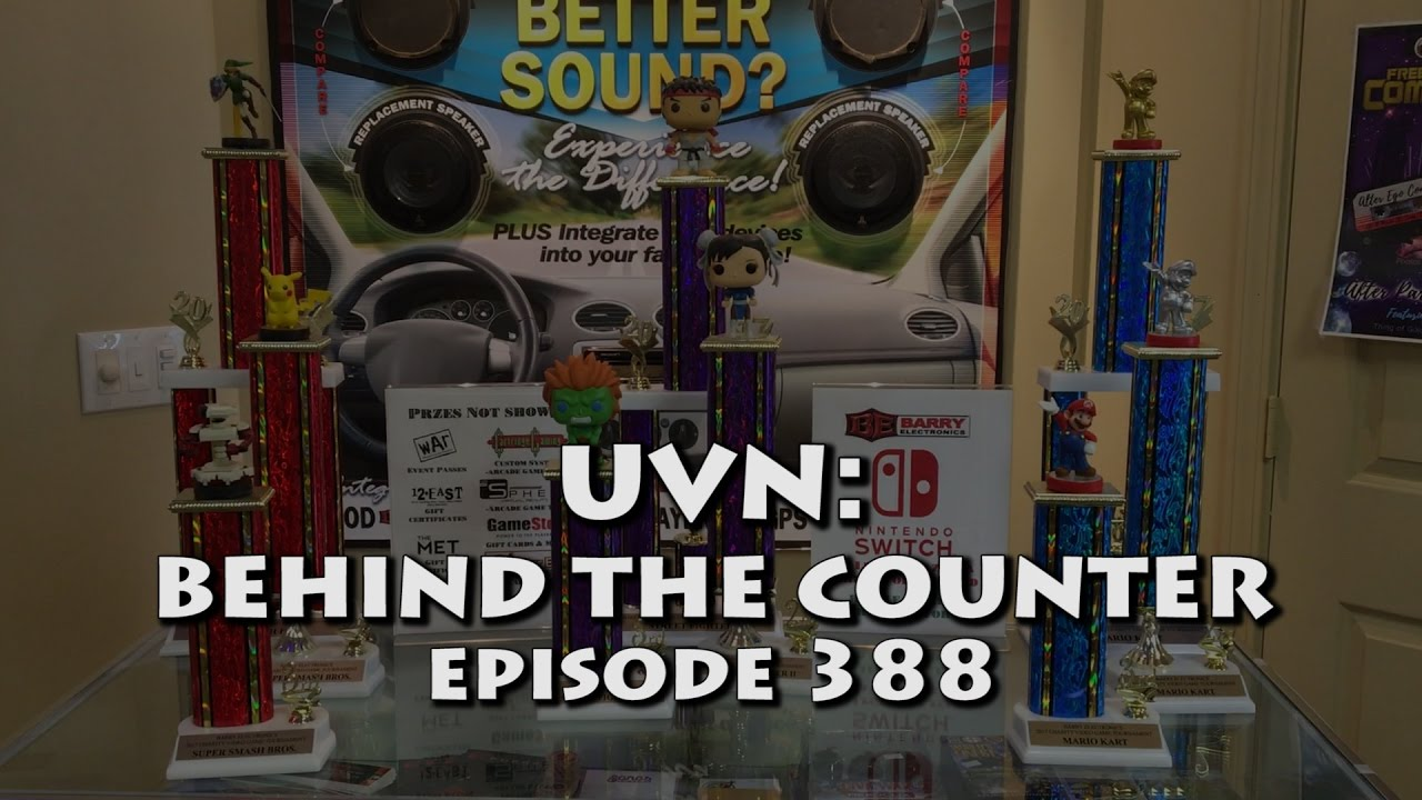 UVN: Behind the Counter 388