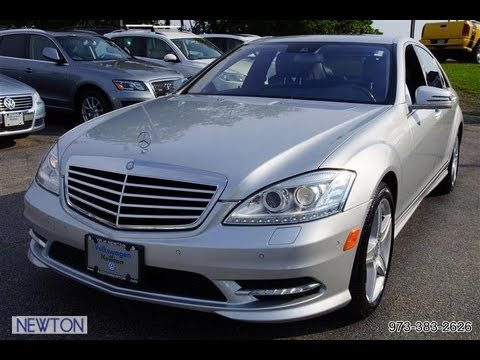 2010 Mercedes Benz S550 4matic Sedan Youtube