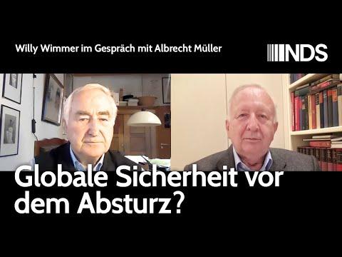 Willy Wimmer, Albrecht Müller: Globale Sicherheit vor dem Absturz?