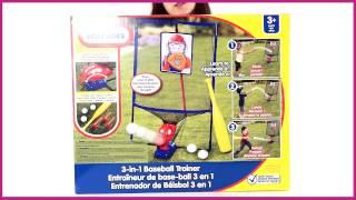 Little Tikes  Игрушка тренажер Бейсбол 3 в1