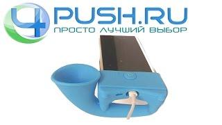 Чехол Граммофон усилитель звука для iPhone 5/5s(Обзор от интернет-магазина http://4push.ru Купить: ..., 2014-11-02T02:31:04.000Z)