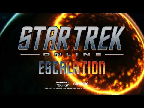 Star Trek Online: Season 13 - Escalation Launch Trailer