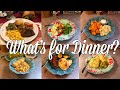 What's for Dinner?  Easy & Budget Friendly Family Meal Ideas  July 29th - August 4th, 2019