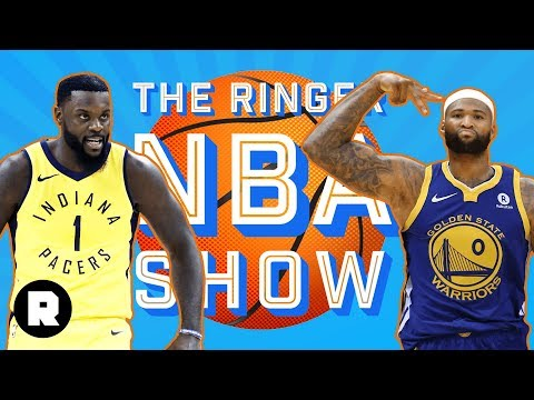 Warriors Add Boogie, The Lakers' Bizarre Signings, & Kawhi Destinations| The Ringer NBA Show